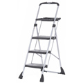 Cosco 3-Step Max Steel Ladder