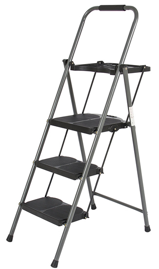 Best Choice Products 3-Step Ladder