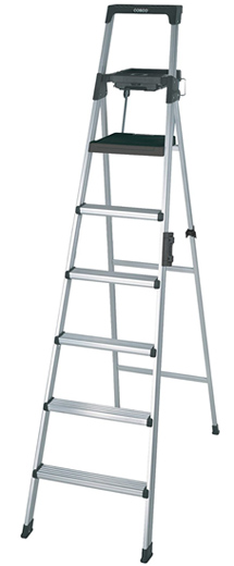 Cosco 8-Foot Signature Step Ladder