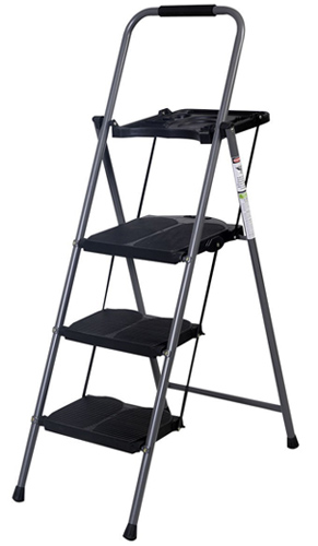 Giantex HD 3-Step Ladder