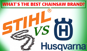 STIHL vs Husqvarna