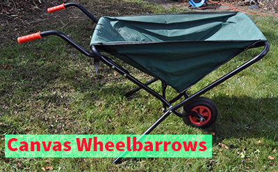 Canvas Wheelbarrows