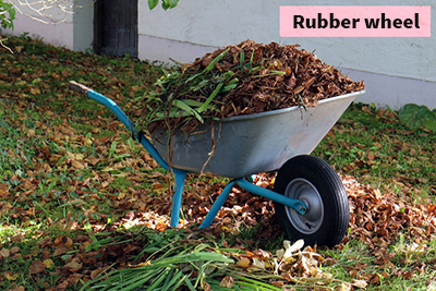 What to Consider When Choosing Wheels for the Wheelbarrows?