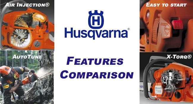 Features Comparison