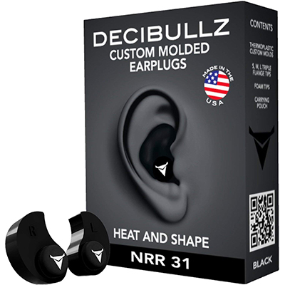 Decibullz-Custom Molded Earplugs