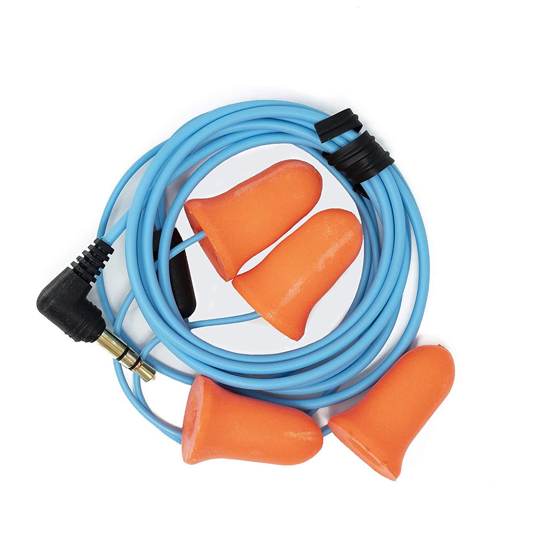 Plugfones Ear Plugs/Earbuds Foam