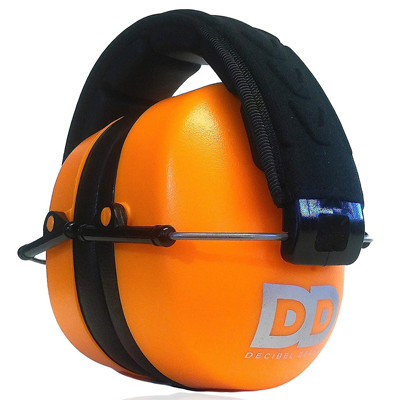 Decibel Defense Professional Safety Ear Muffs