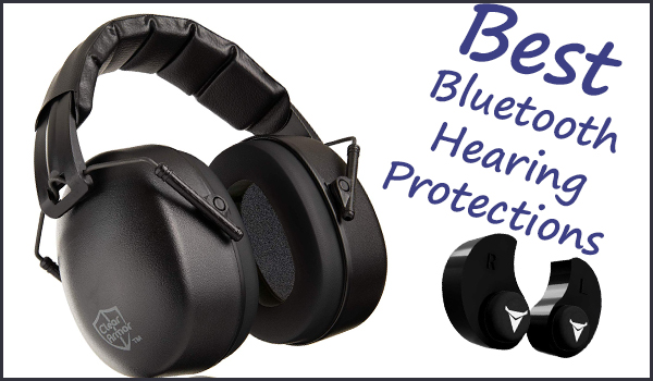 ec2f6228c02 Best Bluetooth Hearing Protection for Mowing Shooting and for any Noisy