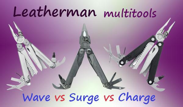 Wave vs Surge vs Charge