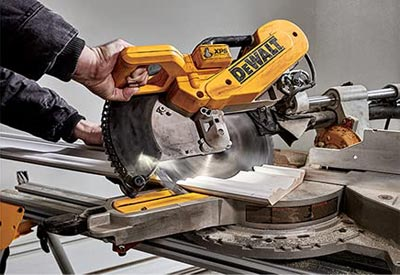Blade and Position Adjustment Dewalt