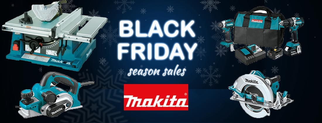 Makita Tools Black Friday