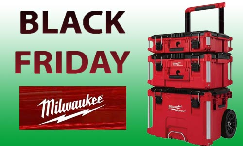 Milwaukee Packout Black Friday Deals 2020