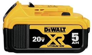 DEWALT Battery 5ah