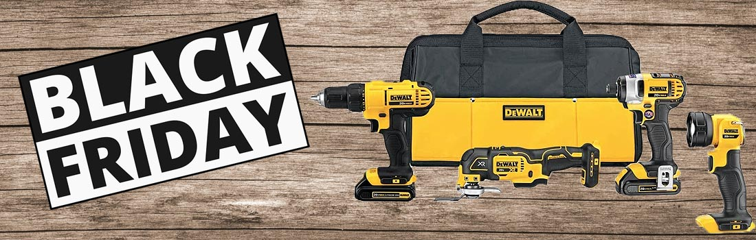 DeWalt Black Friday Deals