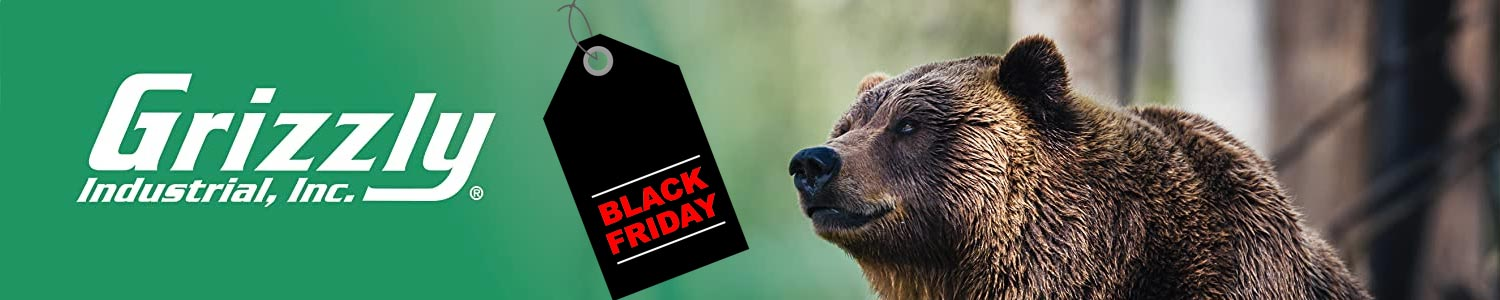 Best Grizzly Black Friday