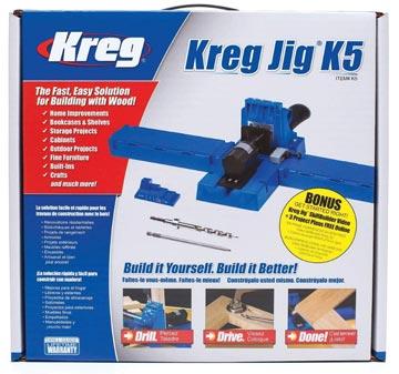 Kreg K5 Accessories