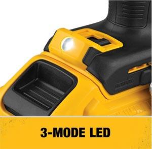 Mode LED Dewalt