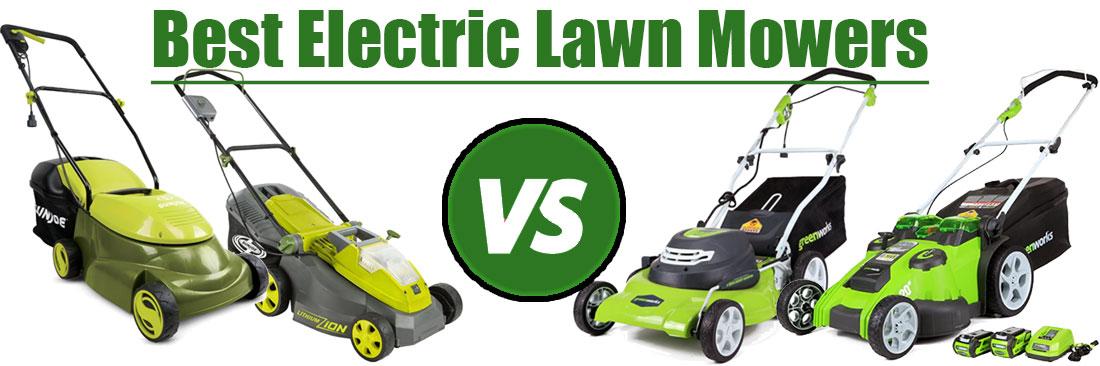 Greenworks vs Sun Joe Lawn Mower