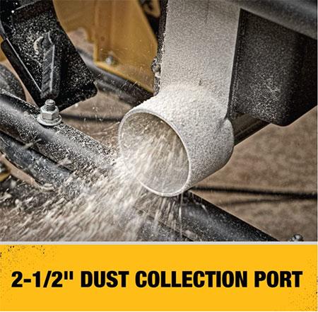 Dust control Dewalt