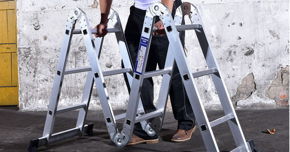 extension ladder applications