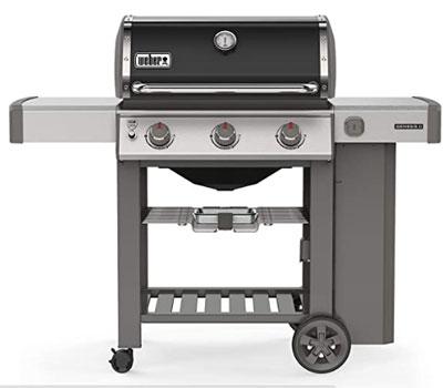 Weber 61011001 Genesis II E-310 3-Burner