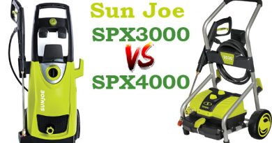 Sun Joe SPX3000 vs Sun Joe SPX4000 small