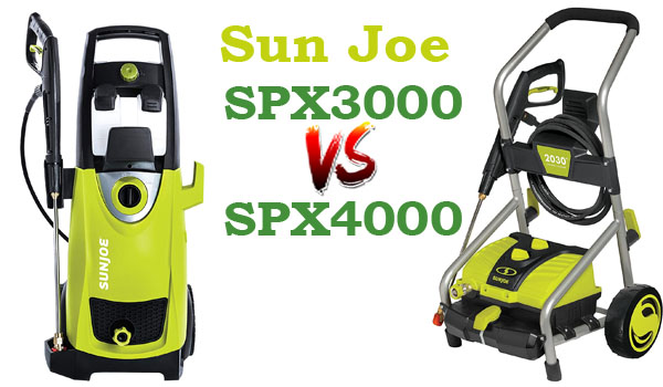 Sun Joe SPX3000 vs Sun Joe SPX4000 small