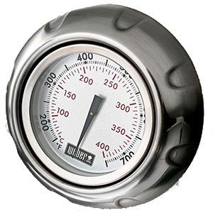 Temperature Control Weber