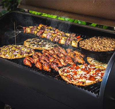 Cooking Area Traeger Pro Series 34
