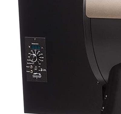 Temperature Control Traeger Pro Series 34